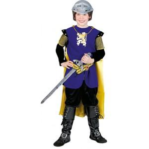 Royale Ridder - Middeleeuwen Verkleedkleding - Kostuum Kind