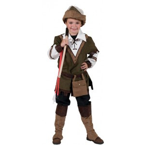 Robin Hood - Middeleeuwen Verkleedkleding - Kostuum Kind