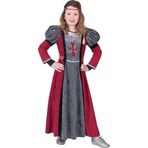 Tempelier Ridder  Middeleeuwen Verkleedkleding Kostuum Kind