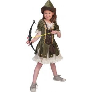 Kleine Jaagster - Middeleeuwen Verkleedkleding Kostuum Kind