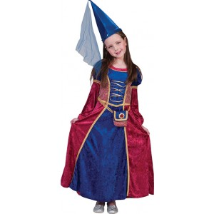 Steekspel Dame - Middeleeuwen Verkleedkleding Kostuum Kind