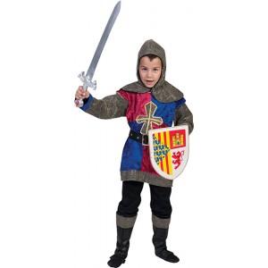 Steekspel Ridder - Middeleeuwen Verkleedkleding Kostuum Kind