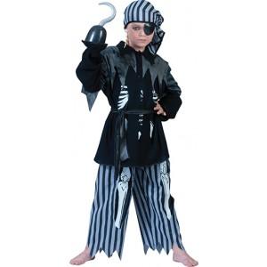 Spookvloot Piraat - Piraten Verkleedkleding - Kostuum Kind