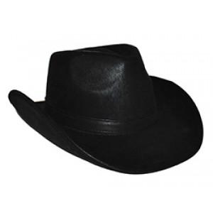 Leren Cowboy Hoed - Cowboy Verkleedkleding