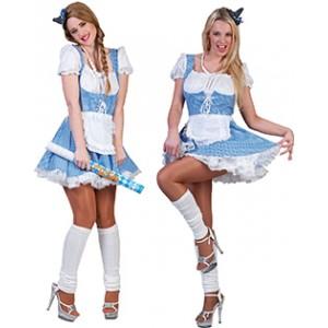 Tiroler Frieda - Vekleedkleding Oktoberfest - Kostuum Vrouw