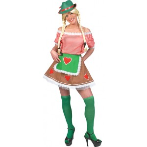 Tiroler Maria - Verkleedkleding Oktoberfest - Kostuum Vrouw