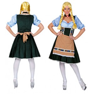 Salzburger Heidi - Verkleedkleding Oktoberfest - Kostuum