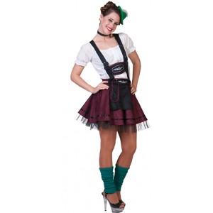 Sexy Tiroler Emma - Oktoberfest - Kostuum Vrouw