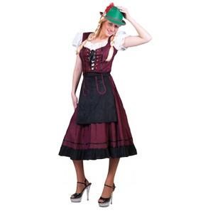 Klassieke Tiroler Emma - Okotberfest - Kostuum Vrouw