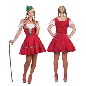 Tiroler Helga - Verkleedkleding Oktoberfest - Kostuum