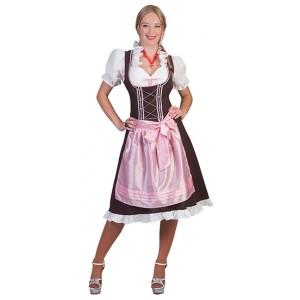 Tiroler Patricia - Verkleedkleding Oktoberfest - Kostuum Vrouw