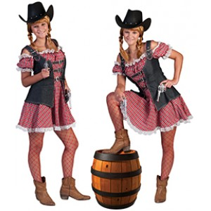 Sexy ranger - Cowboy verkleedkleding - Kostuum vrouw