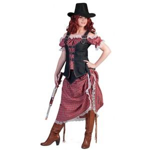 Ranger girl - Cowboy verkleedkleding - Kostuum vrouw