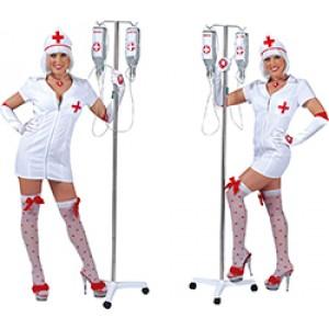 Verpleegster Clara - Zusters verkleedkleding - Kostuum vrouw