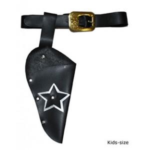 Revolver Holster Kind - Carnaval Verkleedkleding
