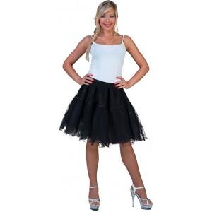 Zwart Lace Rokje - Steampunk Verkleedkleding - Kostuum Vrouw