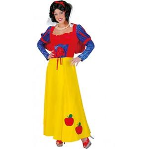 Sneeuwwitje - Disney Carnaval Verkleedkleding  Kostuum Vrouw