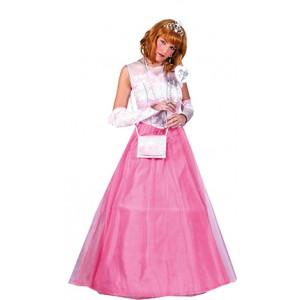 Roze Prinses - Sprookjes Verkleedkleding - Kostuum Vrouw