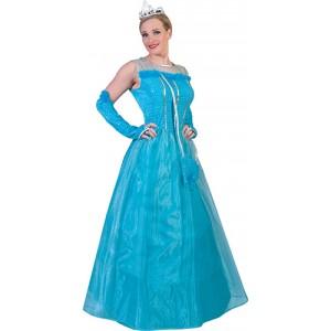 Assepoester - Prinsessen Verkleedkleding - Kostuum Vrouw