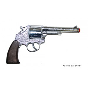Klassiek Cowboy Revolver - Carnaval Verkleedkleding
