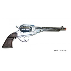 Lang Cowboy Revolver - Carnaval Verkleedkleding