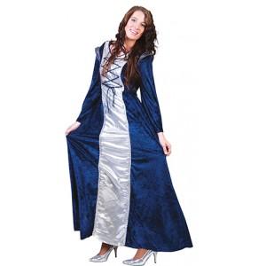 Jonkvrouw Jurk - Middeleeuwen Verkleedkleding Kostuum Vrouw
