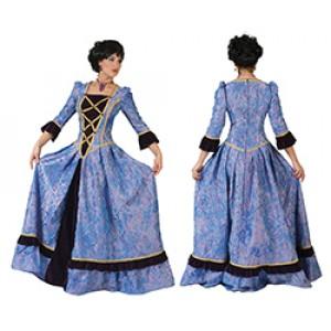 Carolina Jurk - Renaissance Verkleedkleding - Kostuum Vrouw