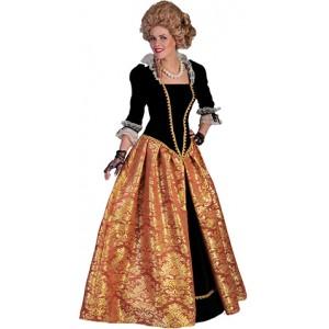 Maria Jurk - Renaissance Verkleedkleding - Kostuum Vrouw