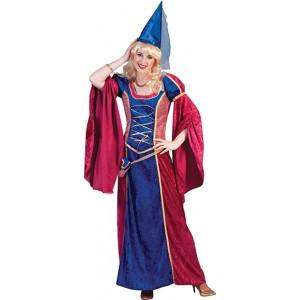 Steekspel Dame - Middeleeuwen Verkleedkleding Kostuum Vrouw