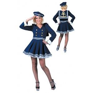 Sexy matroos - Zeeman verkleedkleding - Kostuum vrouw