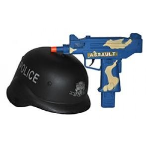 Politie Set Assault - Carnaval Verkleedkleding