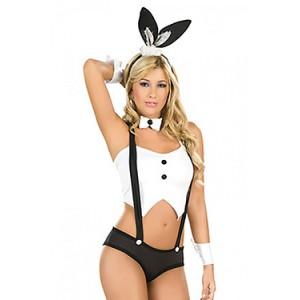 Bumping Bunny - Sexy verkleedkleding - Kostuum vrouw