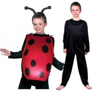 Lieverheersbeestje - Carnaval Verkleedkleding - Kostuum Kind