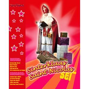 Sint volledige Set - Sinterklaas Verkleedkleding Kostuum Man