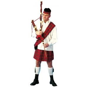 Schotse man - Verkleedkleding Schotland - Kostuum