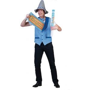 Oktoberfest Vest - Verkleedkleding Oktoberfest - Kostuum Man
