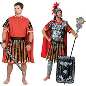 Spartaanse Krijger - Grieken en Romeinen - Kostuum Man