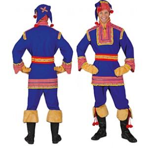 Saami Lapland - Landen Verkleedkleding - Kostuum Man