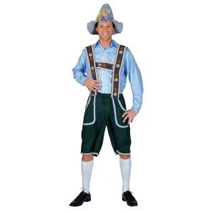 Salzburg Anton lederhose - Oktoberfest - Kostuum man