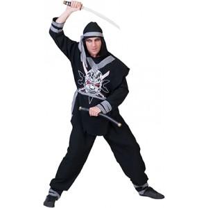 Ninja Fuma - Verkleedkleding Japan - Kostuum Man