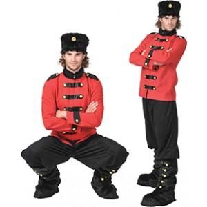 Russische Kozak - Landen Verkleedkleding - Kostuum Man