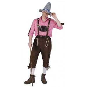 Tiroler Rolf - Lederhose Oktoberfest - Kostuum man