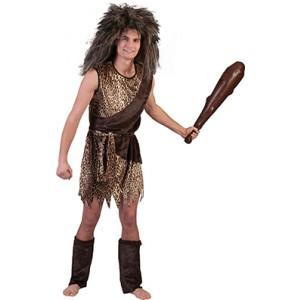 Holbewoner - Prehistorische Verkleedkleding- Kostuum Man