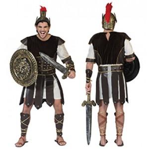 Crixo Romeinse Krijger - Grieken en Romeinen - Kostuum Man