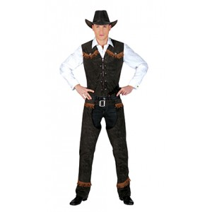 Billy the kid - Cowboy verkleedkleding - Kostuum man