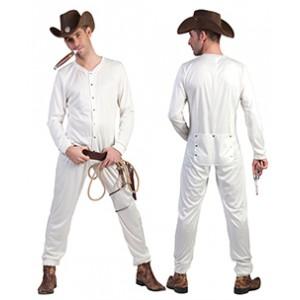 Cowboy ondergoed - Cowboy verkleedkleding - Kostuum man