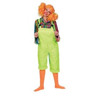 Neon Groen Overall - Show Verkleedkleding - Kostuum Unisex