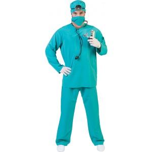 Chirurg Marc - Dokters verkleedkleding - Kostuum man