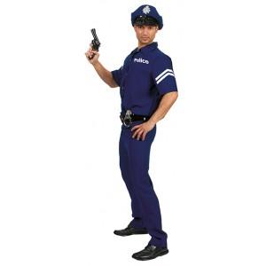 Officier - politie kostuum