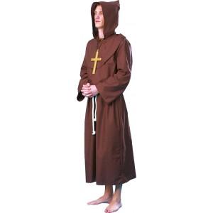 Heilige monnik - kostuum man